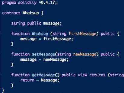 Creating dApp With Solidity | Blockchain Coding | Intro