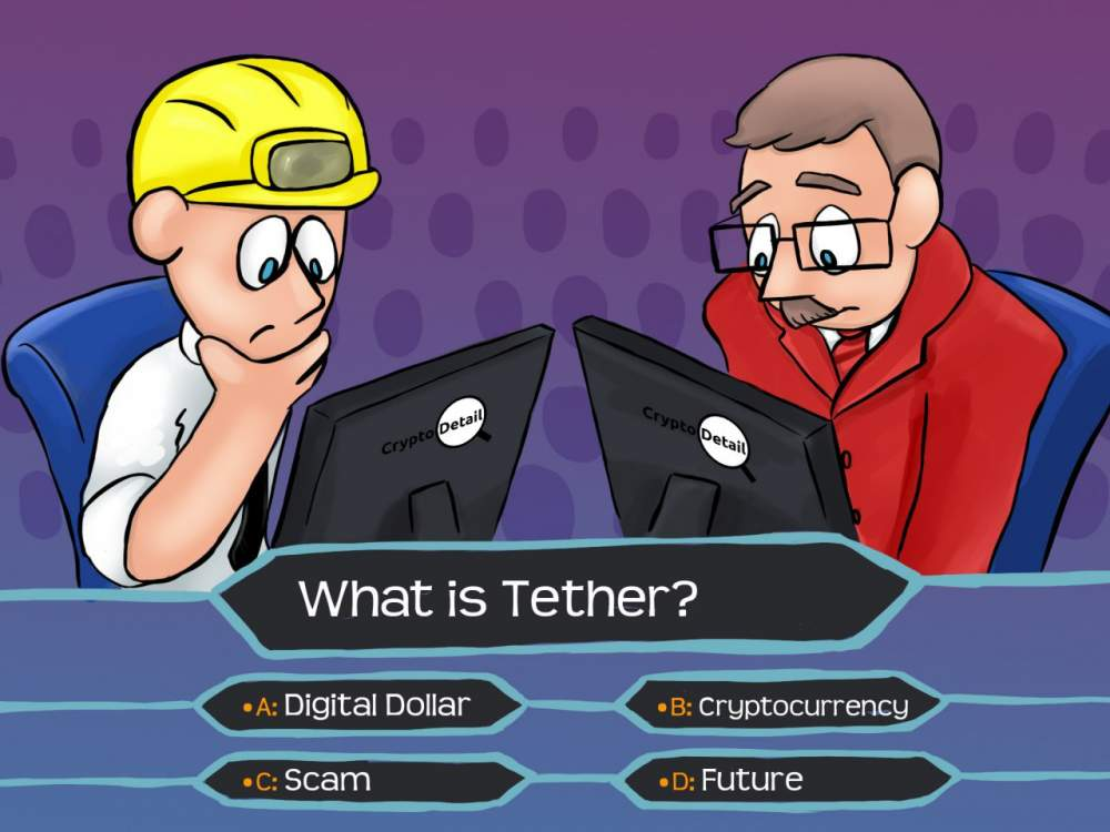 What is Tether Crypto?