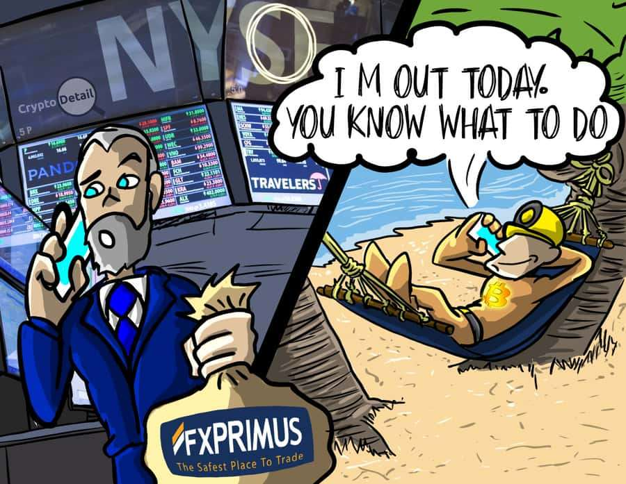 FXPrimus Certified Cryptocurrency Broker Review