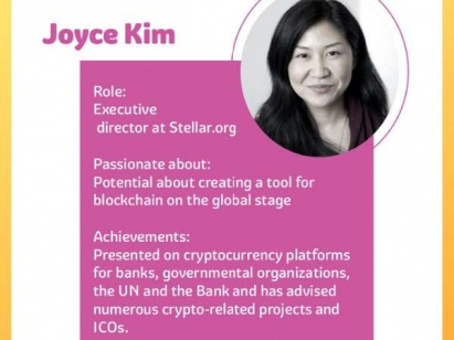 Men and Women in Blockchain | Industry Leaders