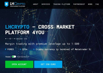 LH Crypto Review | Cryptocurrency Margin Trading
