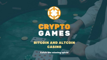 CryptoGames Review | Bitcoin and Altcoins Casino